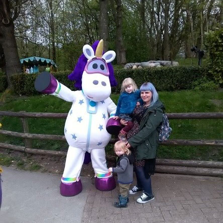 Trip to CBeebies Land